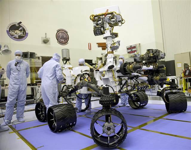 Mars-Rover