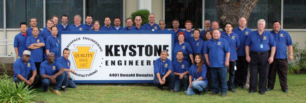 keystone engineering team