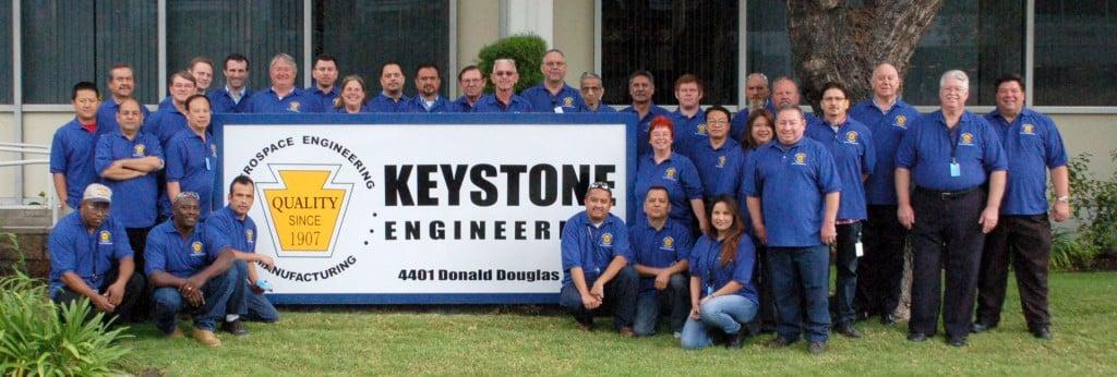 keystone engineering team