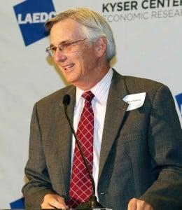 Moderator David Rattray