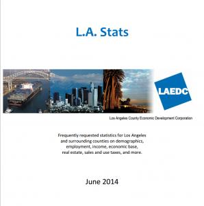 L.A. Stats cover