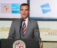 Mayor Garcetti releases LAEDC High Tech in LA report