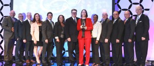 City of Glendale accepts 2014 Eddy Award