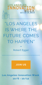 Update on center of innovation for los angeles and la for Los angeles innovation consultants