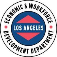 City LA Economic Workforce Development logo