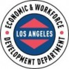 City LA Economic Workforce Development logo