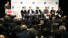Panel discusses robotic intelligence and next gen of mobility