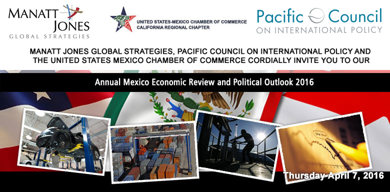 US Mexico Chamber of Commerce 4-4-16