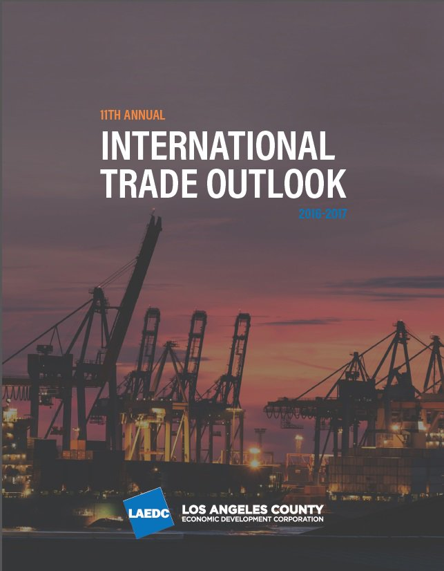 Report: International Trade Outlook for Los Angeles region