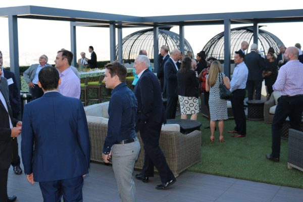 LAEDC's Summer Mixer - Sharing Views Together - Los Angeles