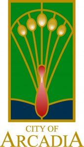 Peacock logo City of Arcadia jpeg