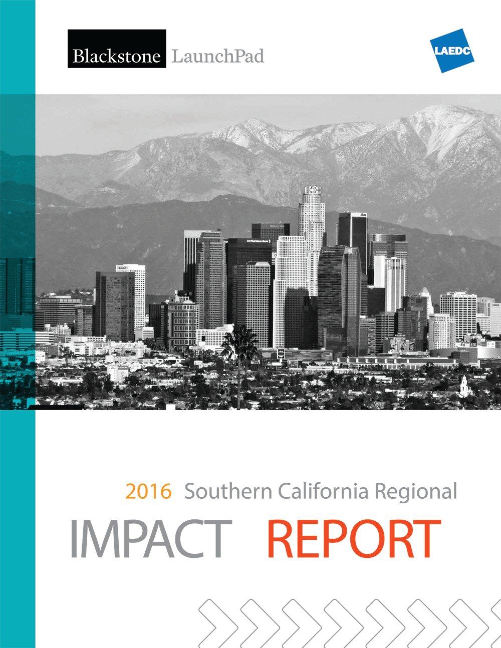 Blackstone LaunchPad Impact Report