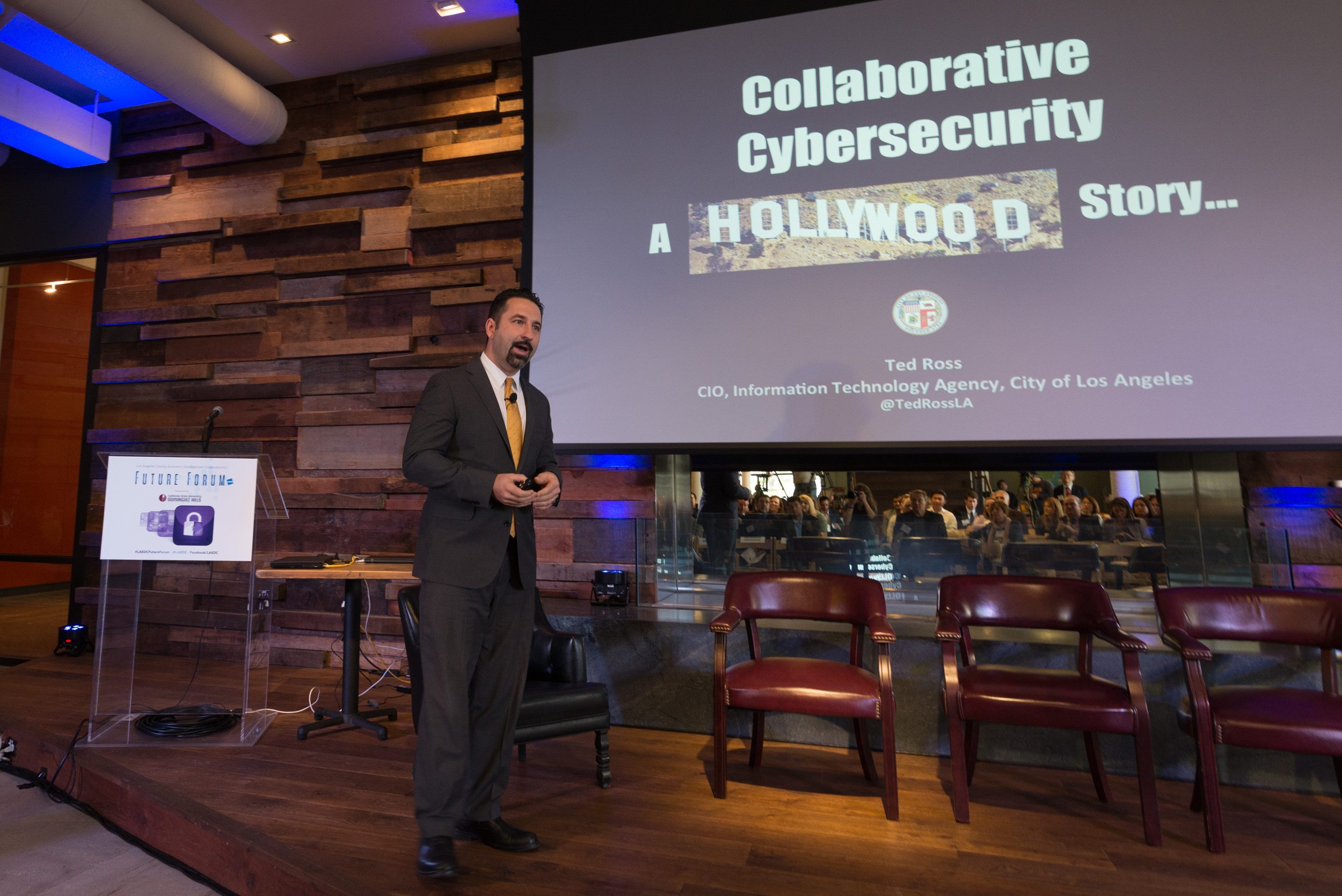 Recap of Future Forum – Cyber Security
