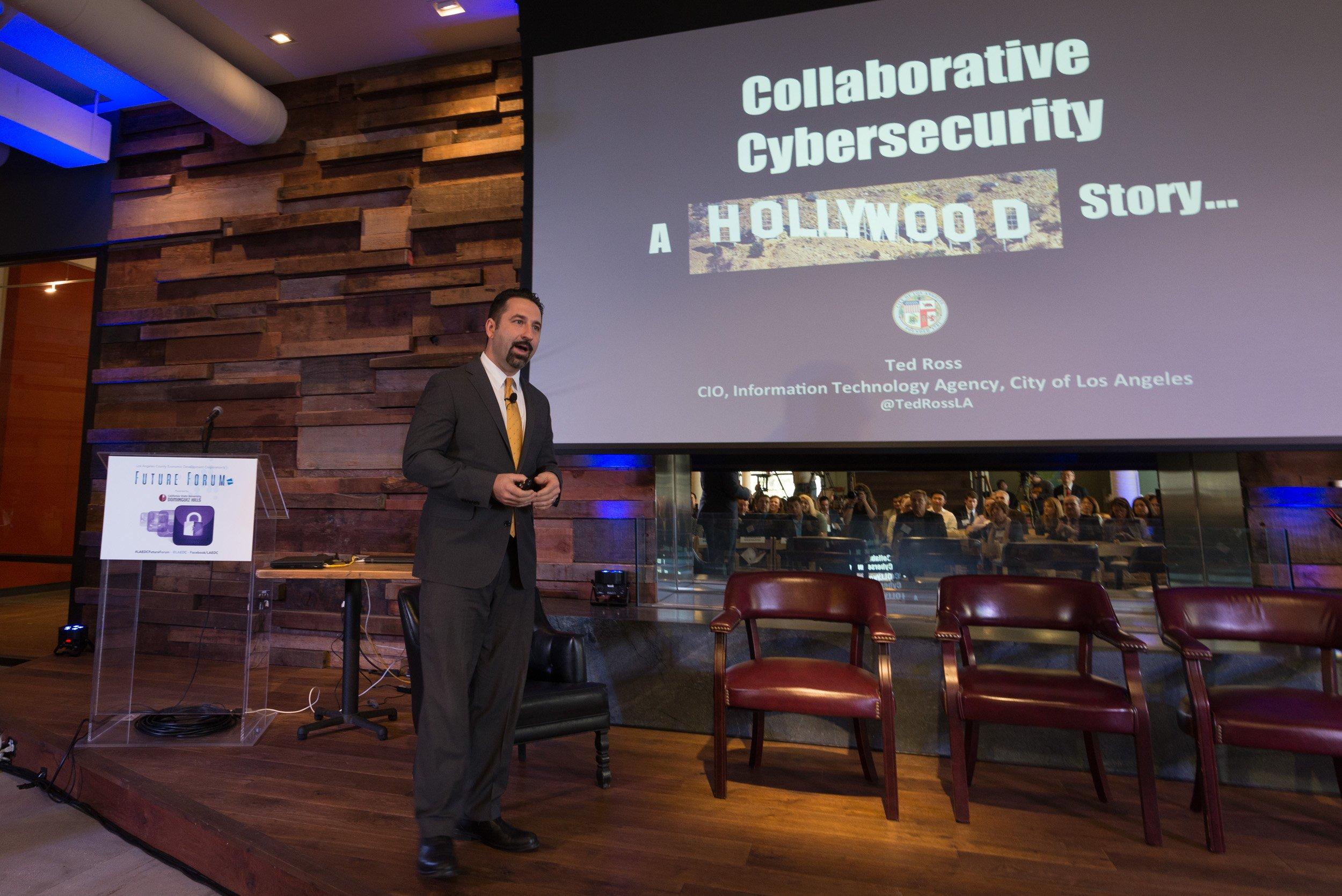 Recap of Future Forum – Cyber Security