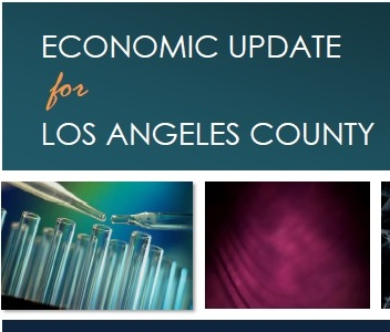 SCAG Summit includes LAEDC Economic Update for L.A. County