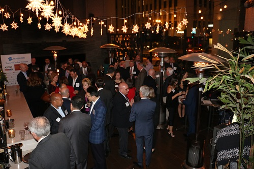 Recap of LAEDC Member Holiday Party on 12/7/16 at The Spear Steak & Seafood House