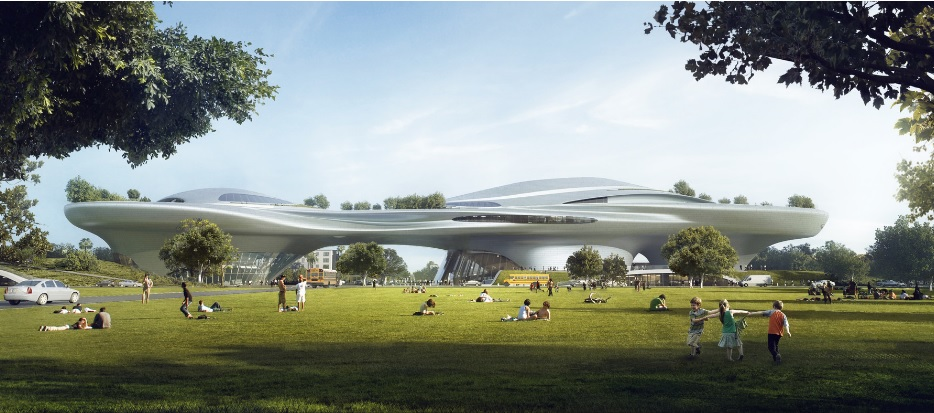 L.A. Selected As Home of New $1B George Lucas Museum!