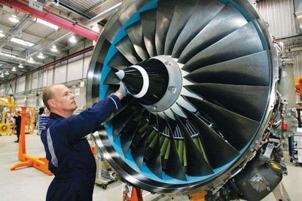 working-on-a-jet-turbine