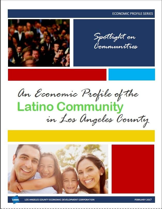 Economic Profile of the Latino Community in L.A. County