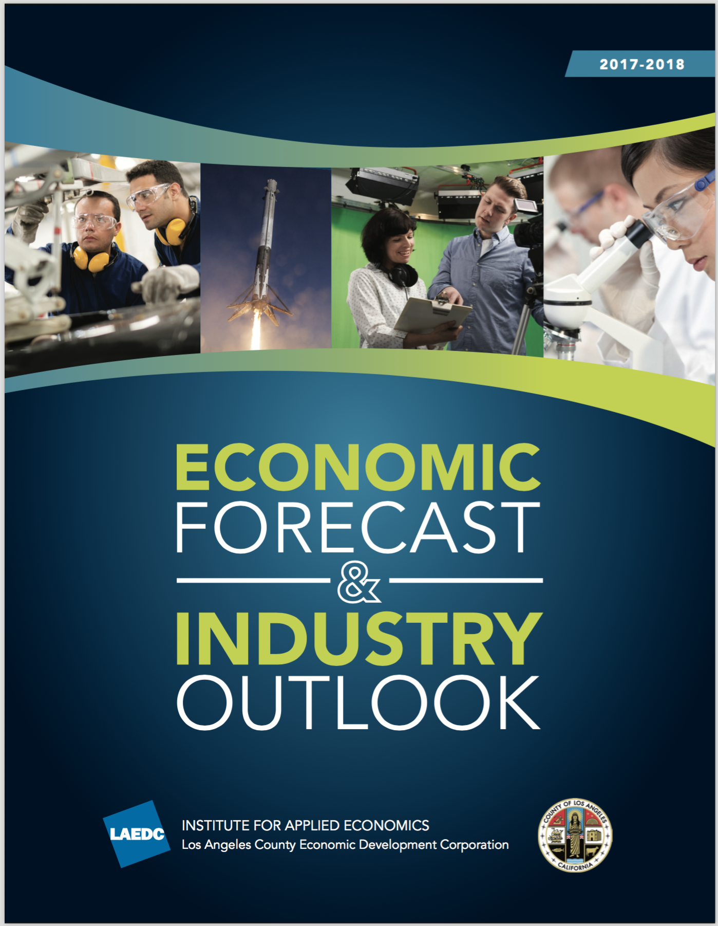 LAEDC Releases Economic Forecast 2017-2018