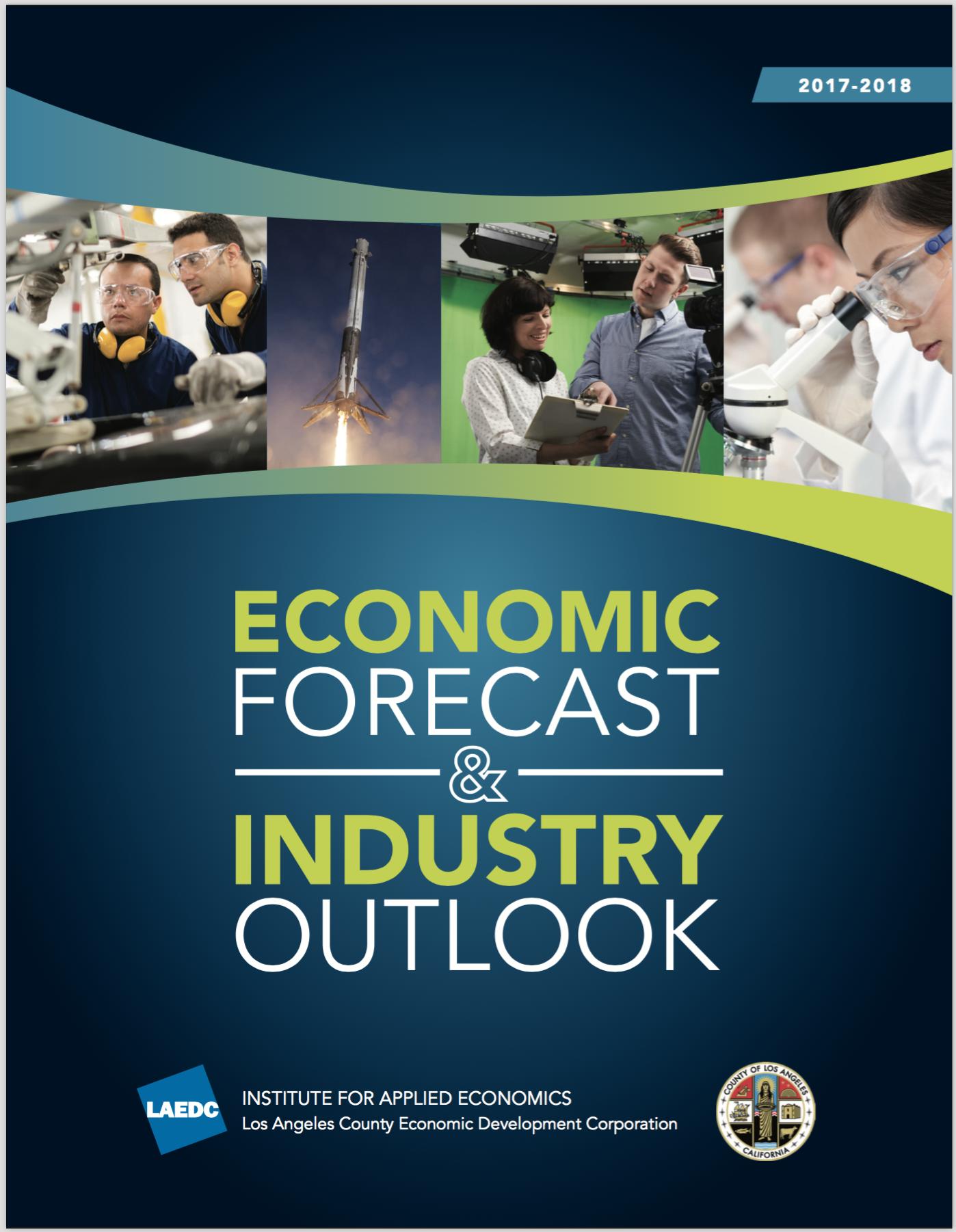 LAEDC Releases Economic Forecast 2017-2018