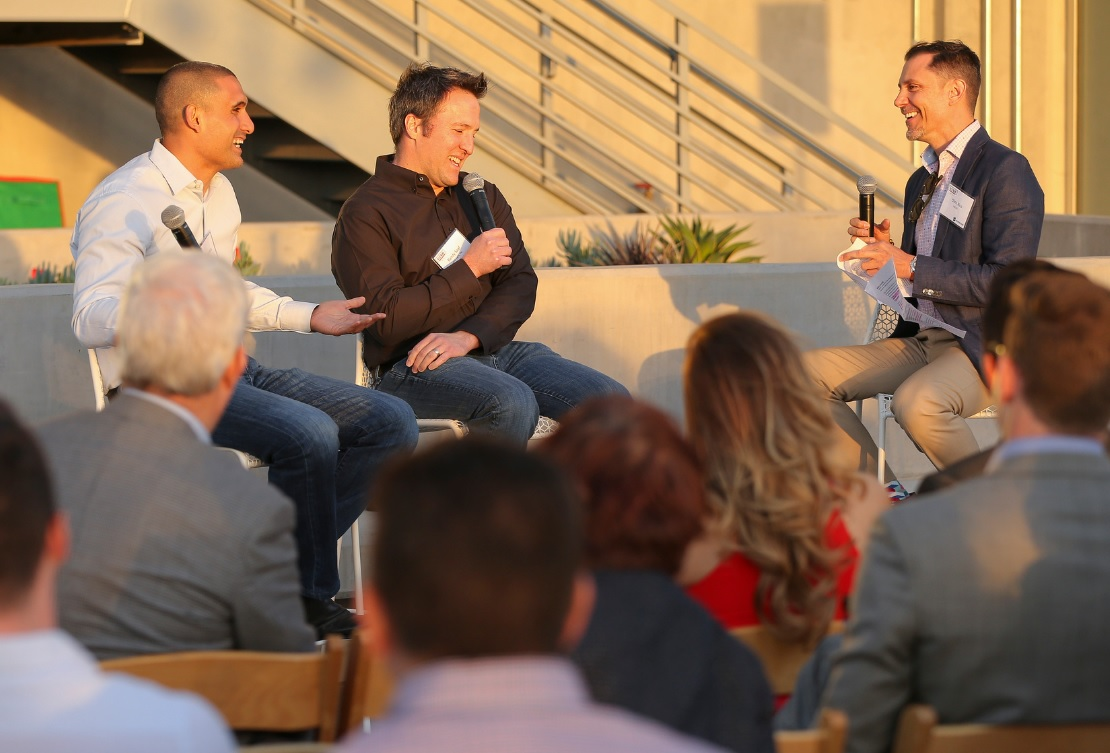 R.E.D Talk Recap: Serial Entrepreneurs Surprise Audience Regarding Strategy