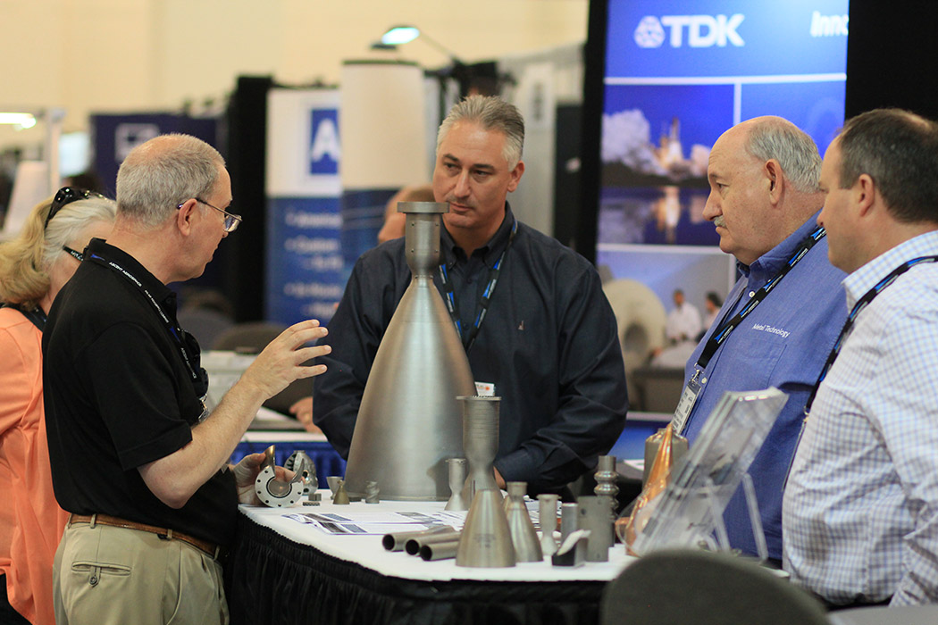 Space Tech Expo Coming to Pasadena May 23-25