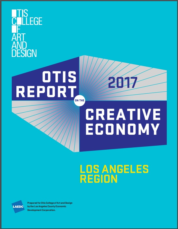 Otis Report Defines Creative Economy in LA and California