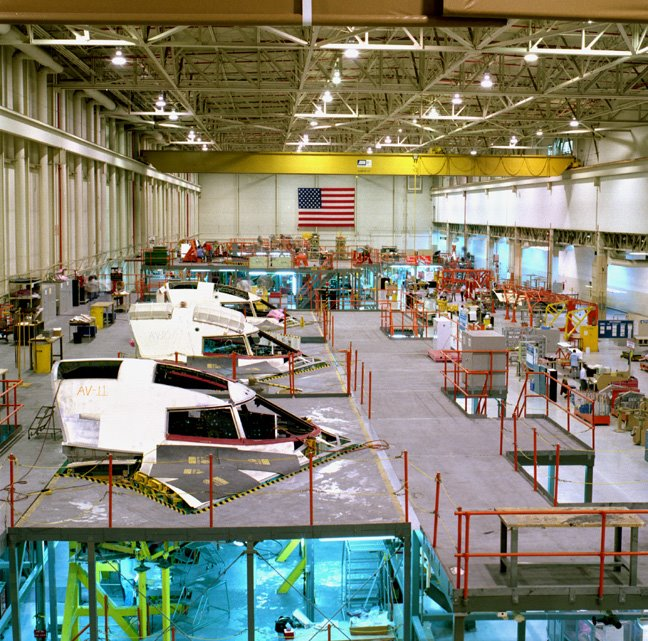 Site Selection: Why Aerospace Companies are Thriving — In California
