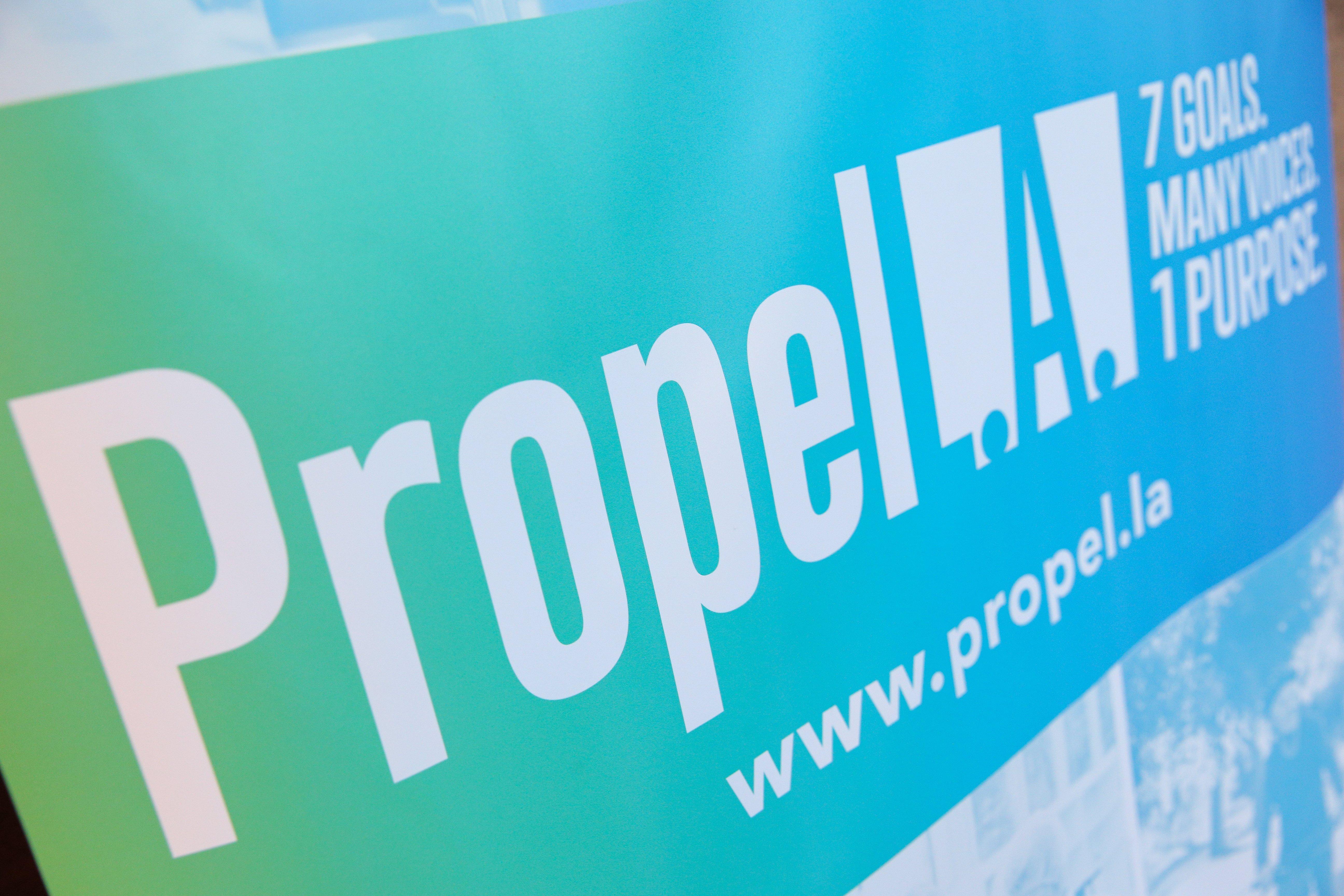 Recap: Propel L.A. Launches!