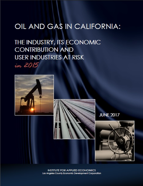 Oil & Gas in California: The Industry and Its Economic Impact