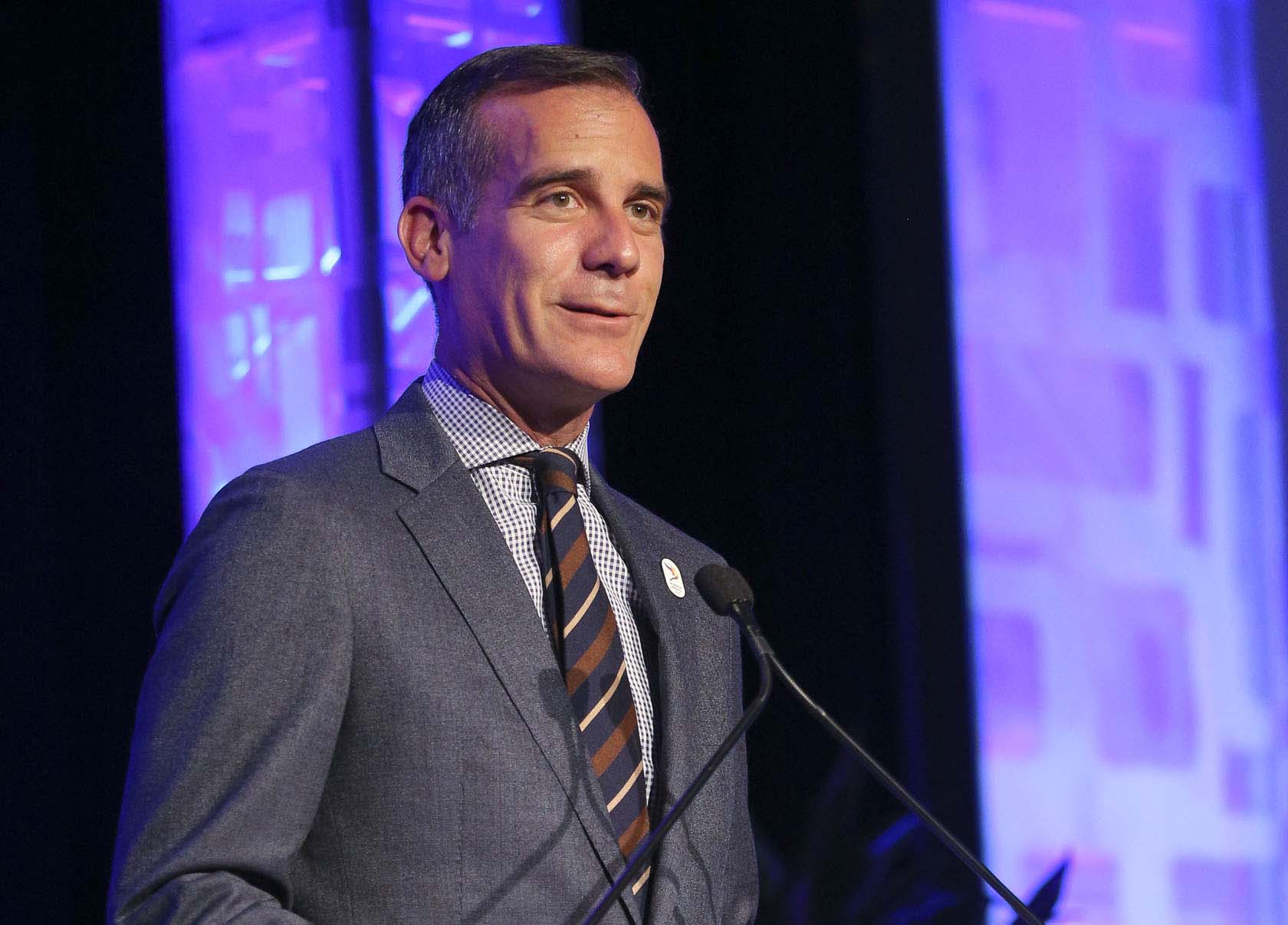 Foreign Direct Investment in LA:  City of LA Mayor Eric Garcetti Explains the Value Proposition