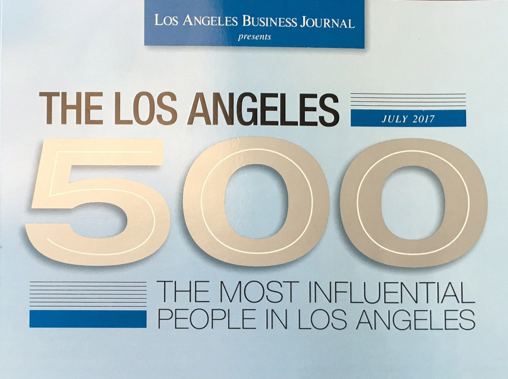 LAEDC Members Among the LA Business Journal Top 500 Influencers
