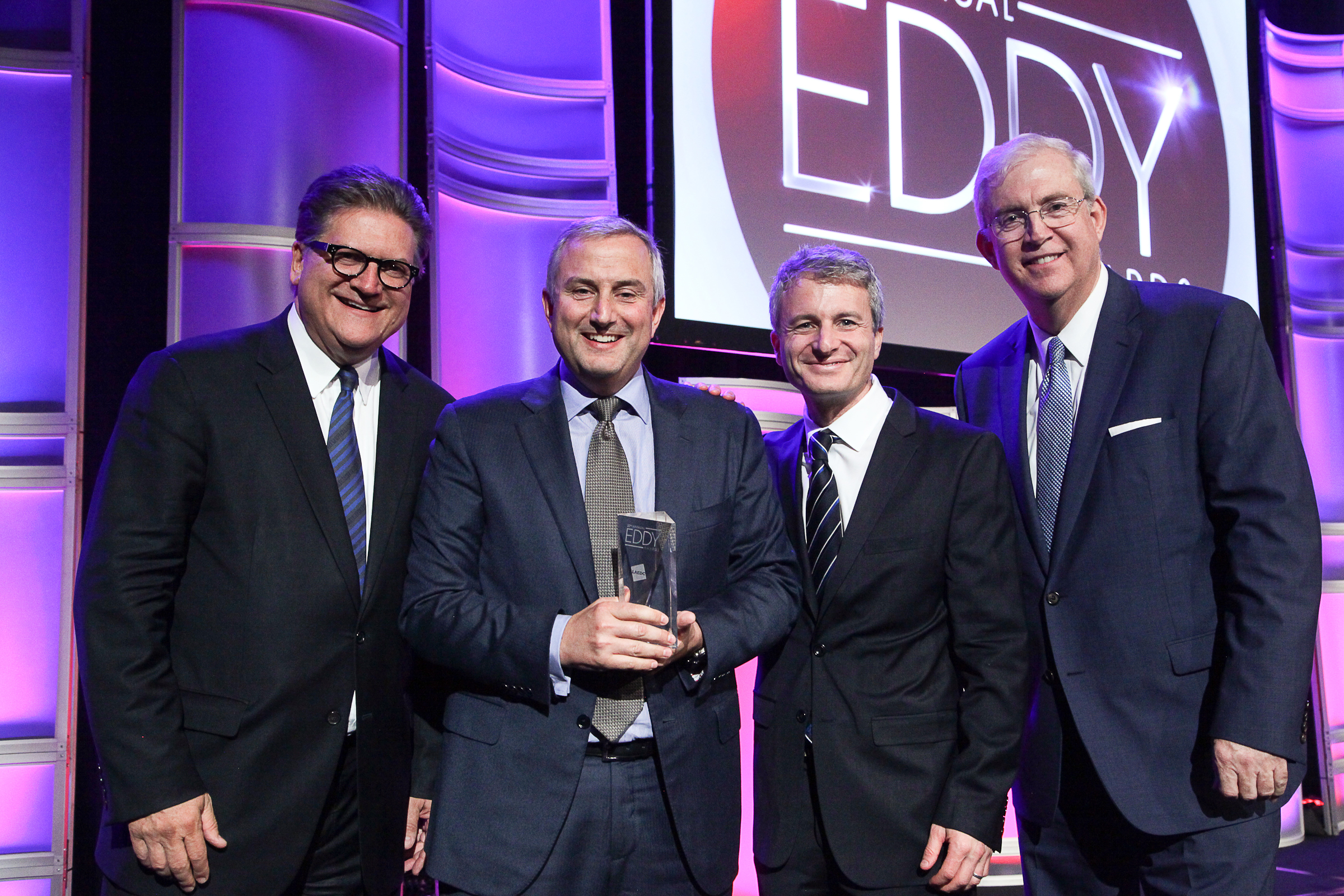 "Cities of Downey, Arcadia Recognized as LA County's ""Most Business Friendly"" at Eddy Awards"