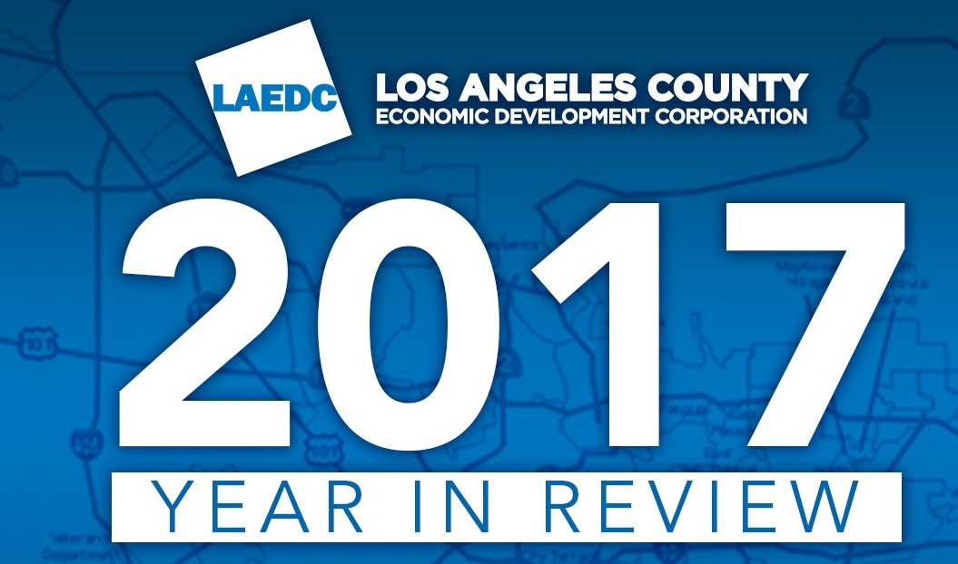 LAEDC 2017 Year In Review