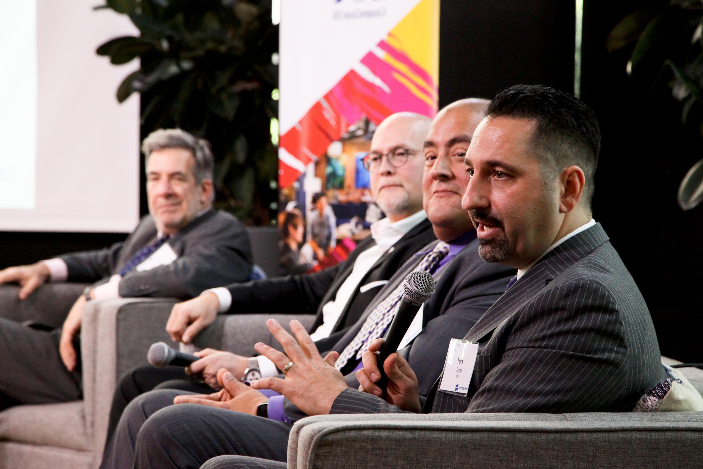Recap of Future Forum: The Future of Smart Cities 1/23/18