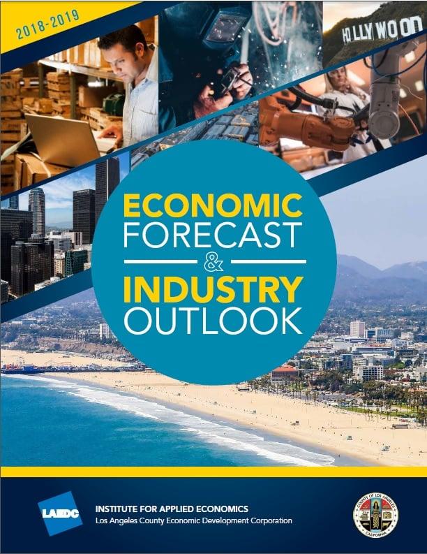 LAEDC publishes Economic Forecast 2018-2019