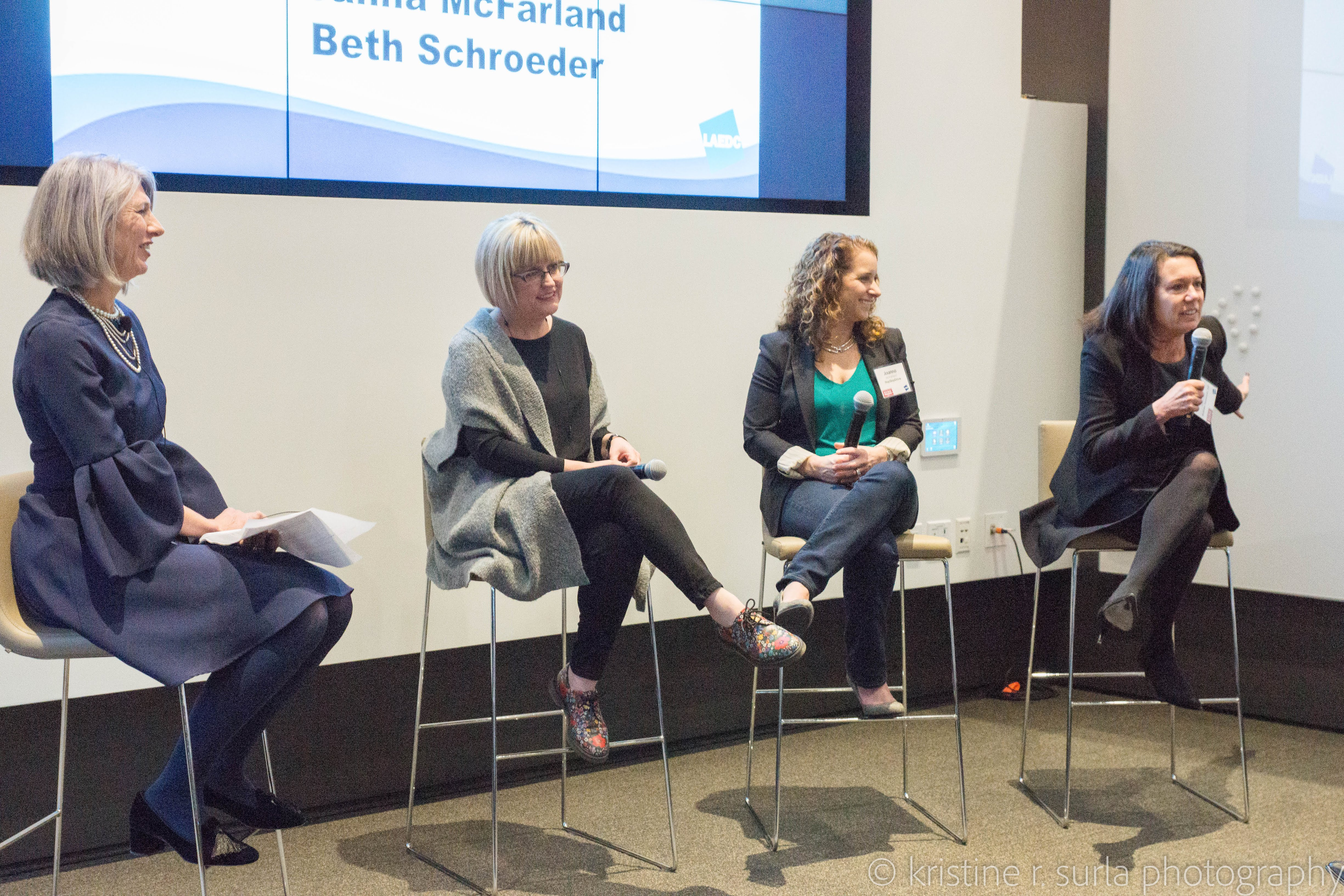 Recap: LAEDC RED Talk Highlighted Woman Entrepreneur and Women in Business