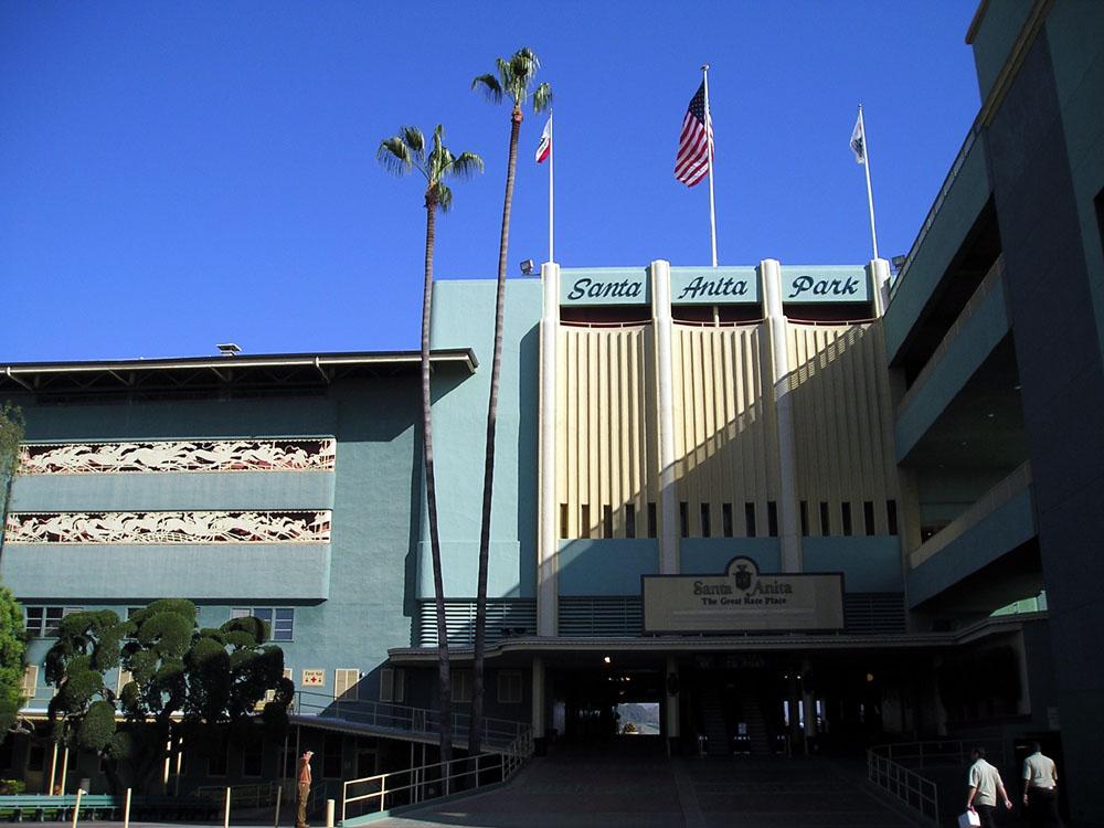 Arcadia + LAEDC, Chairman's Series at the Santa Anita Park