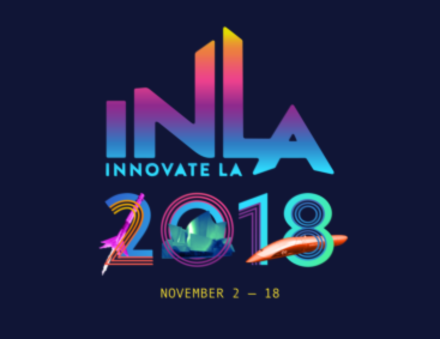 Add an event to InnovateLA 2018, gain exposure and drive progress