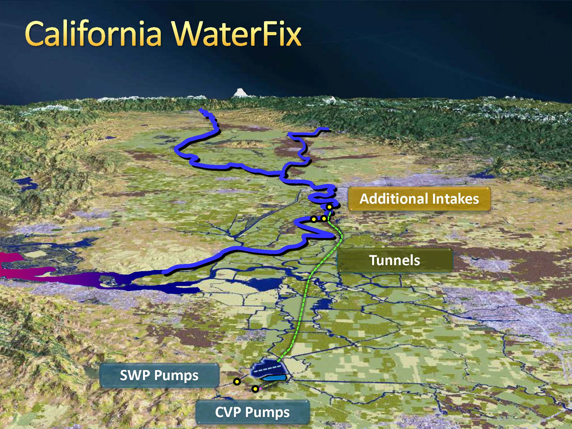 California WaterFix is Supported by LAEDC