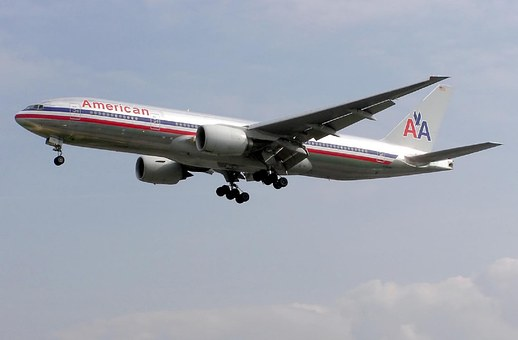 American Airlines Honored for Economic Contributions