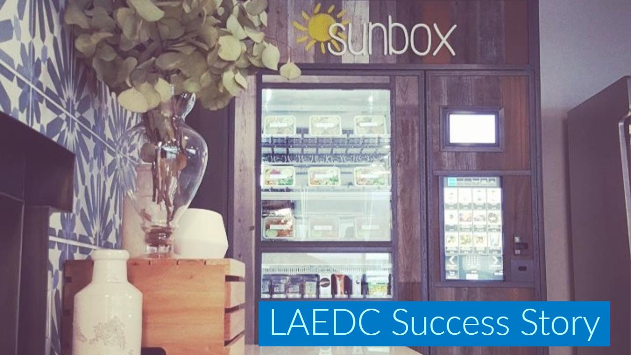 LAEDC Success Story-Sunbox