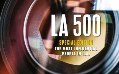 Congratulations to Top 500 Influencers in LA