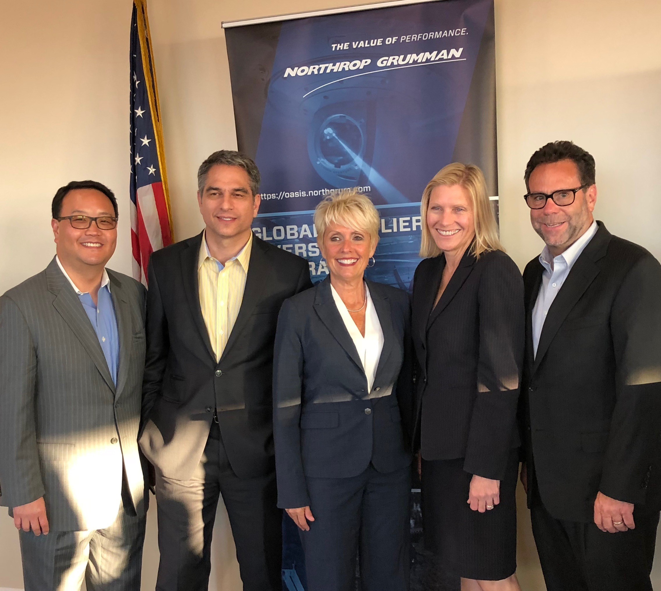 SoCal Aerospace Council Featured Northrop Grumman Matchmaking Session