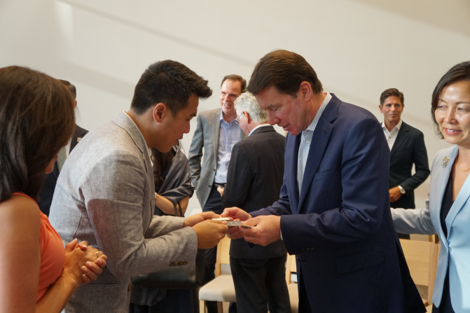 US international relations depend on LA – WTCLA participates in trade mission to Asia