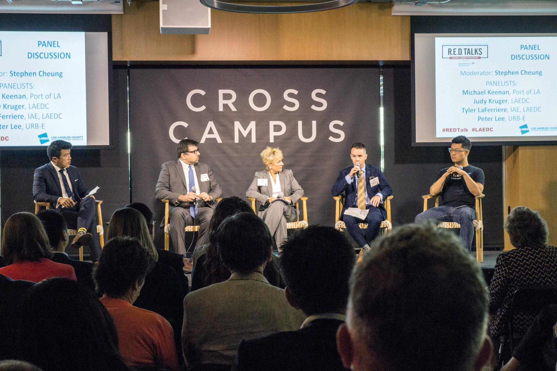 RED Talk recap: Tariffs and LA's Economy