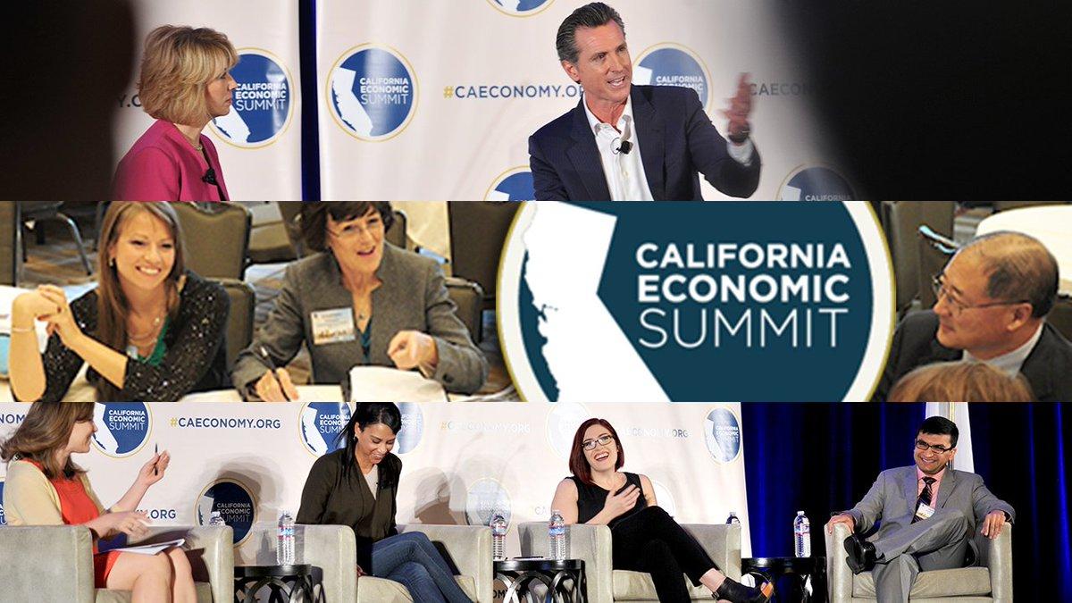 LAEDC to Participate in California Economic Summit