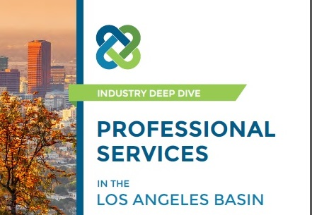 Report: Professional Services Industry Forecast to be a Major Job-Driver in LA