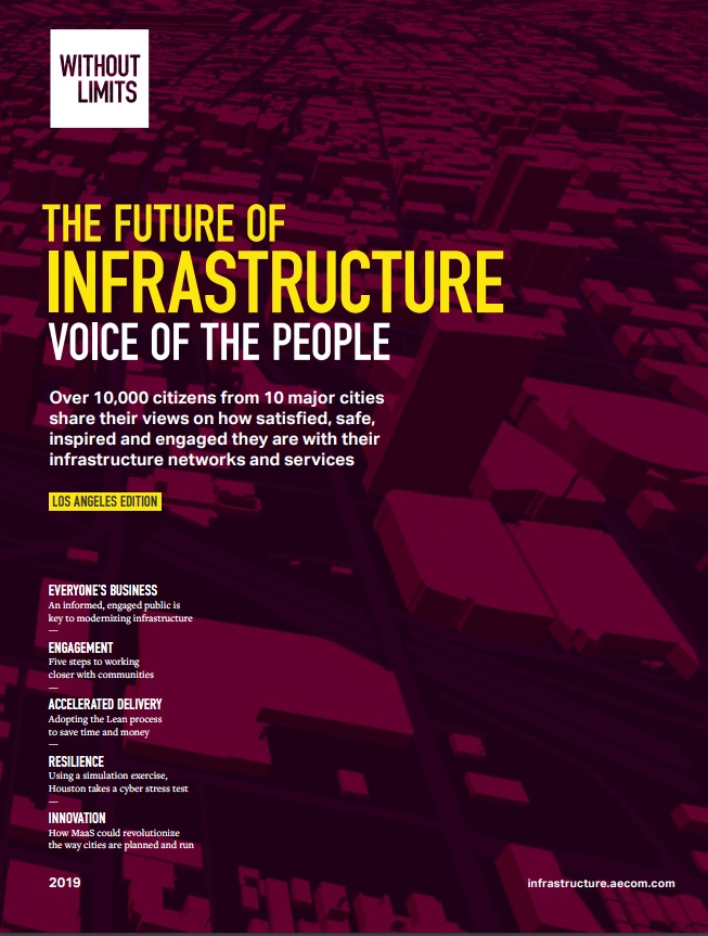 How is LA's infrastructure really doing? New AECOM report - Los